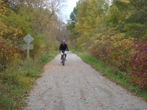North Central State Trail