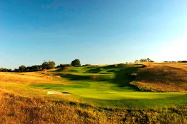 One of Charlevoix's fine golf courses, Charlevoix, MI (courtesy of www.visitcharlevoix.com)