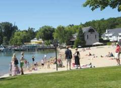 Harbor Springs, MI (courtesy of www.michigan.org)
