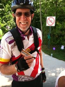 Thank you, Clif Bar, for sponsoring Michigander 2013!