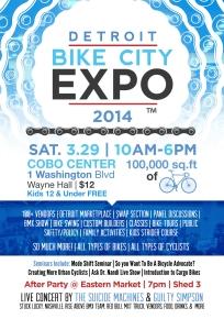 Source: Detroit Bike City  Visit: www.detroitbikecity.org